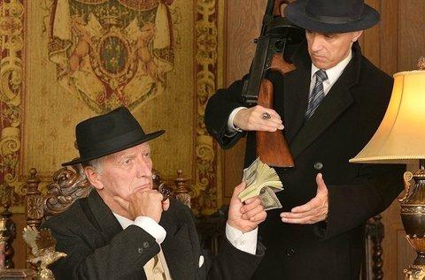 A razzia szabadulós játék Al Capone világában