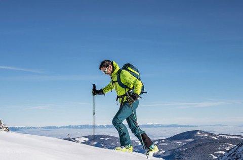 4 napos téli feltöltődés az Alpokban, hétvégén is