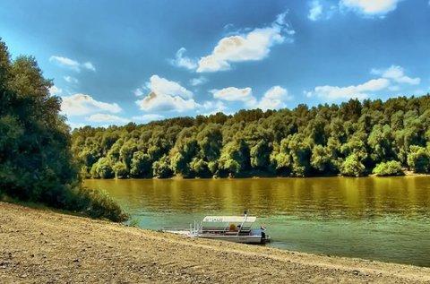 3 napos feltöltődés a Tisza-parton, Tiszakécskén