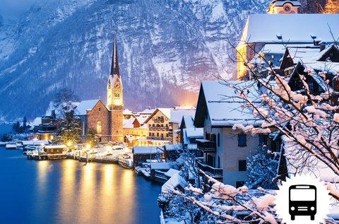 Mesebeli advent Hallstattban és Salzburgban