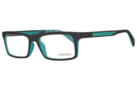 Diesel férfi fekete szemüvegkeret