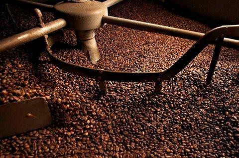 3 órás pörkölőüzem látogatás kávékóstolással
