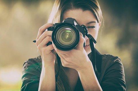 Fotótanfolyam Kende Tamás fotóriporterrel
