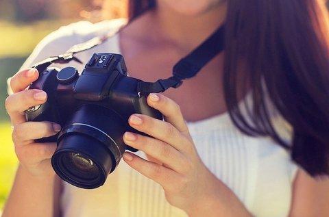 120 perces egyéni kezdő fotós oktatás