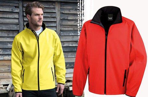 Softshell kabát férfiaknak S-4XL-es méretben