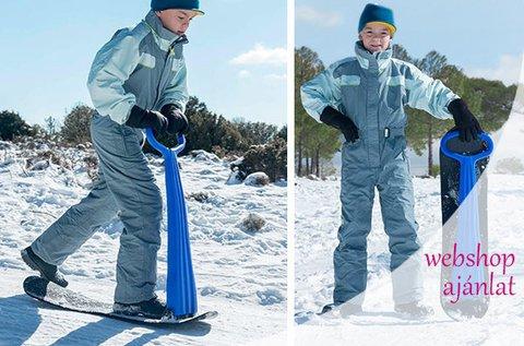 Izgalmas Snow-Rell a téli napokra