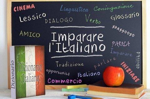 Kezdő olasz, távoktatásos tanfolyam