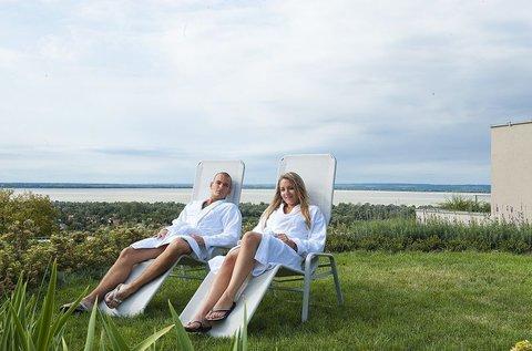 3 napos vízparti relax Vonyarcvashegyen