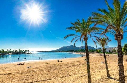 1 hetes fantasztikus vakáció Mallorcán repülővel