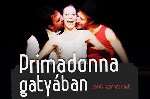 Primadonna gatyában című zenés, színházi est