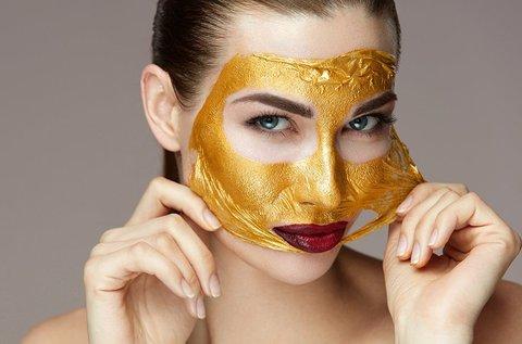 Ránctalanító luxus arc- és dekoltázskezelés