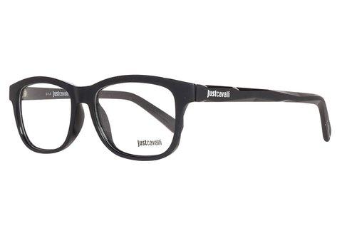 Just Cavalli férfi fekete szemüvegkeret