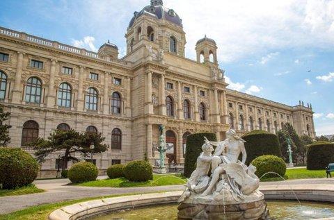 3 napos családi feltöltődés Bécsben