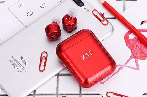 X3T vezeték nélküli bluetooth-os fülhallgató