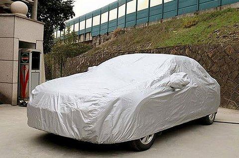 Autótakaró ponyva erős, vízhatlan anyagból