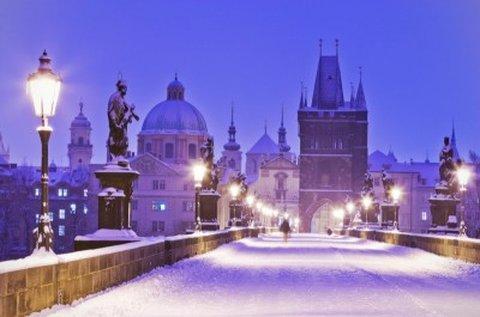 3 napos adventi lazítás Prágában, buszos úttal