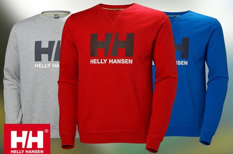 Helly Hansen HH Logo Crew Sweat férfi pulóver