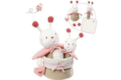 Baby Fehn Méhecske ajándékszett babáknak