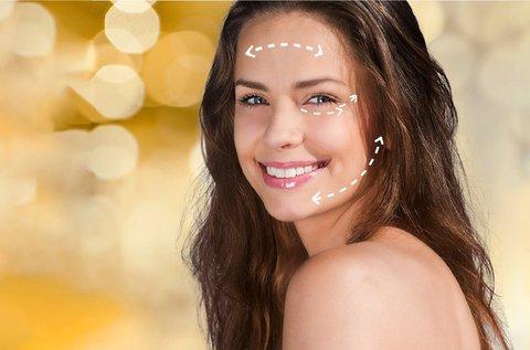 Plasztikai szintű fiatalítás HIFU arckezeléssel