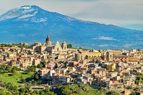 5 napos téli kiruccanás Szicília szigetére repülővel