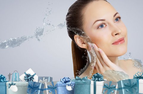 Ultrahangos arctisztítás Solanie termékekkel