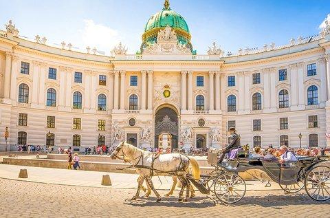 3 napos pihenés az osztrák fővárosban, Bécsben