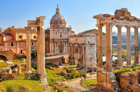 3 napos látogatás az örök városban, Rómában