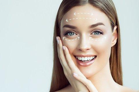 HIFU Ultra Age homlok és szemkörnyék kezelés