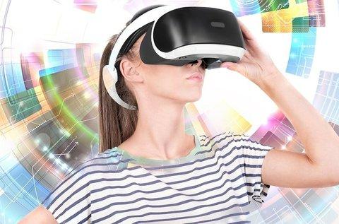 1 órás VR-játék nachos tállal és 1 választható itallal