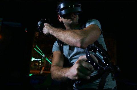 1 órás VR játék 1 vagy 2 fő részére