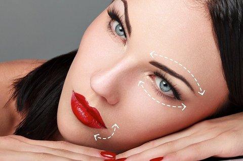 3 alkalom MagicPolar szem- és szájkörnyék feltöltés