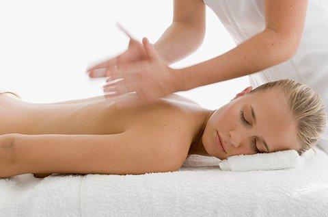 60 perces vitalizáló gyógymasszázs