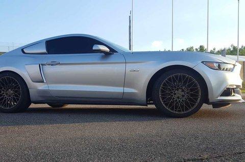 6 körös száguldás Ford Mustang GT 2016 Eleanorral