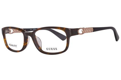 Guess női szemüvegkeret barna színben