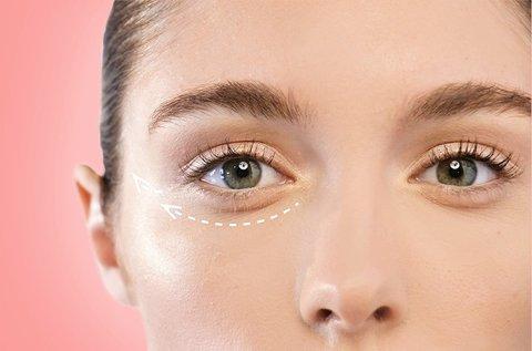Őssejtes Eye Lifting hidratálás szemkörnyéken