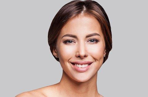 Mikrodermabráziós bőrfiatalító arckezelés