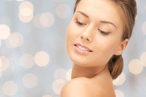 Ragyogó arcbőr hidroabráziós  tisztítással