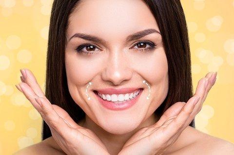HIFU teljes szájkörnyék és mosolyvonal kezelés