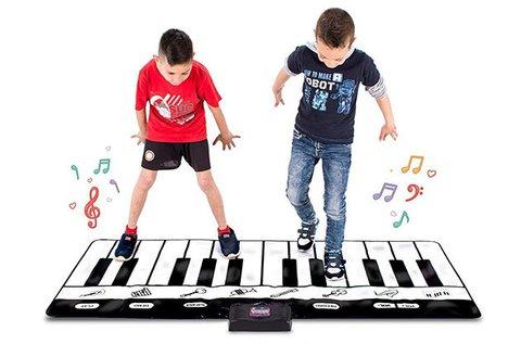 Zongora játszószőnyeg állítható hangerővel