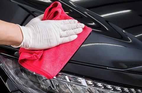 Extra autómosás csomag külső-belső takarítással