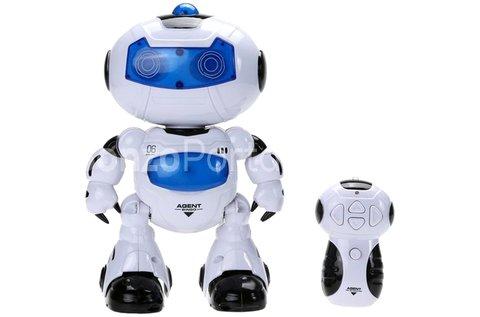 Agent Bingo RC távirányítós robot