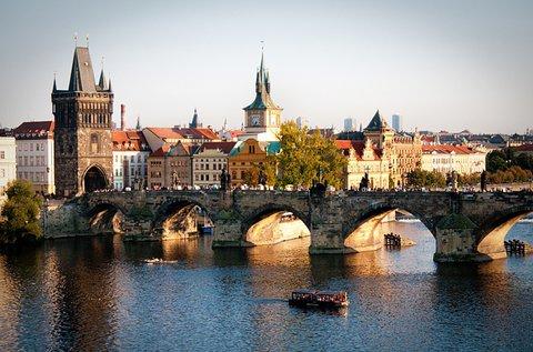 Decemberi városlátogatás Prágában, hétvégén is