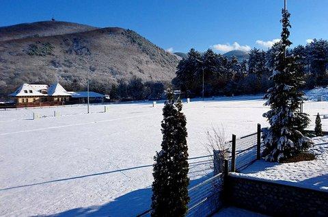 Természetközeli téli élmények Szilvásváradon