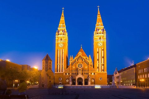 4 csillagos romantikus pihenés Szegeden