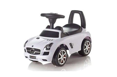 Baby Mix Mercedes lábbal hajtható zenélő autó