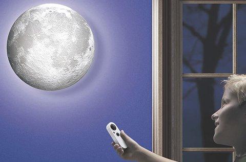 Hangulatos holdfény lámpa 12 holdfázissal