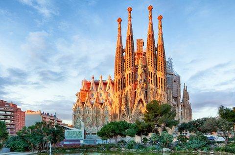 4 napos téli kiruccanás Barcelonába repülővel