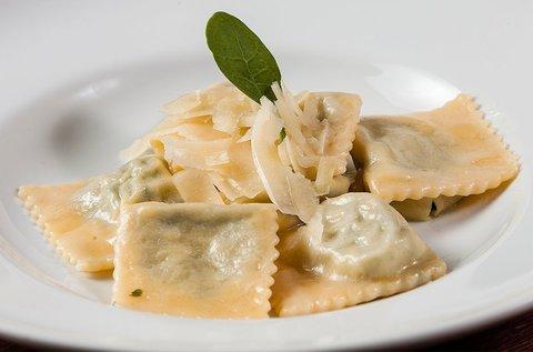 Hamisítatlan olasz ízek vegetáriánus módra