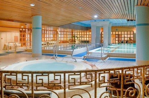 Egész napos wellness az Aquincum Hotelben