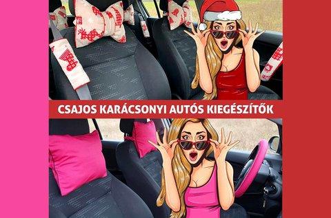1 személyes autókiegészítő szett nőknek